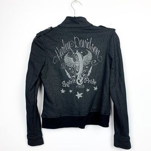 Harley Davidson Long Sleeve Jacket